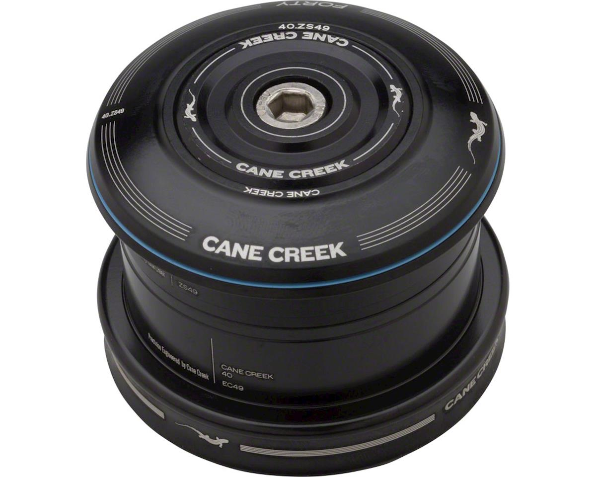 "CANE CREEK 40 EC34//28.6 -EC34//30 External Cup 1-1//8/"" Threadless Headset"