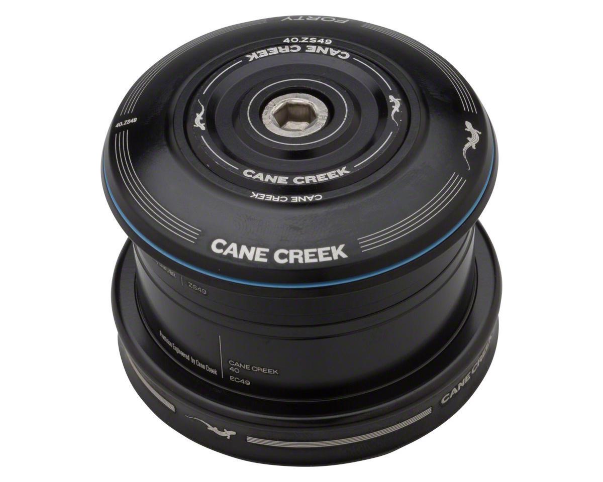 Cane Creek 40 Headset (Black) (ZS49/28.6) (EC49/40)