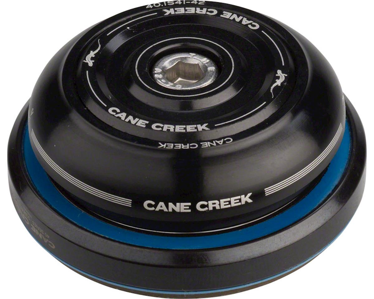 Cane Creek 40 Short Cover Headset (Black) (IS41/28.6) (IS52/40)