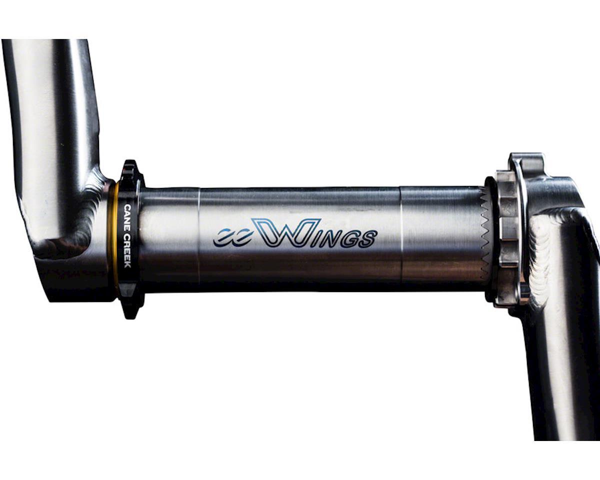 Cane Creek eeWings Titanium Cranks (30mm Titanium Spindle) (175mm)