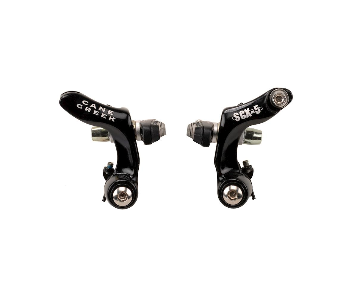 Cane Creek SCX-5 Cantilever Brakes (Black) (Rear)
