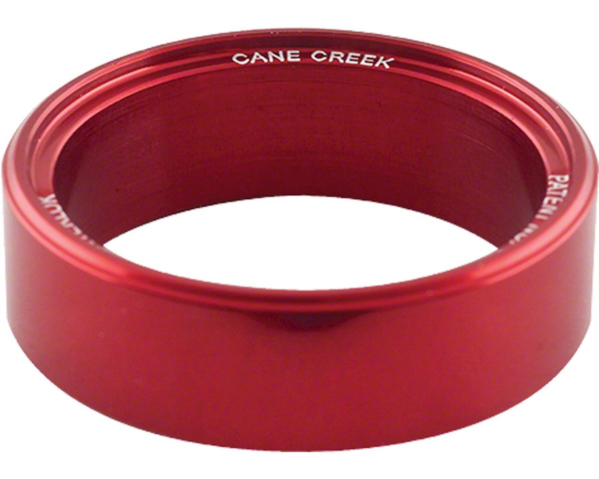 Cane Creek 110-Series Interlok Spacer (Red) (10mm)