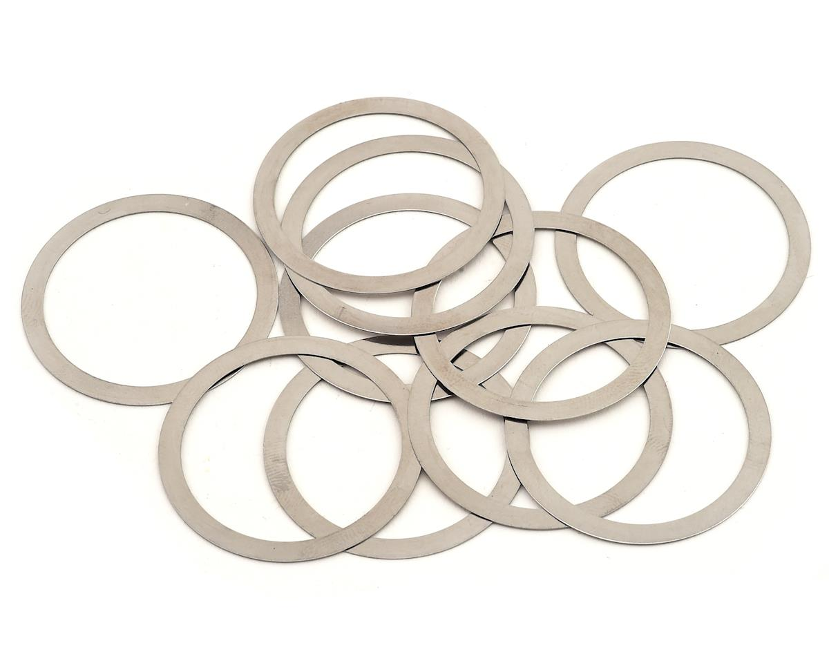"Cane Creek Shim Spacers (Silver) (.25mm Thickness) (1-1/8"" Inner Diameter) (10)"