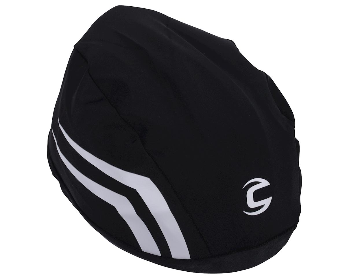 Image 1 for Cannondale Helmet Cover (Black) (One Size)
