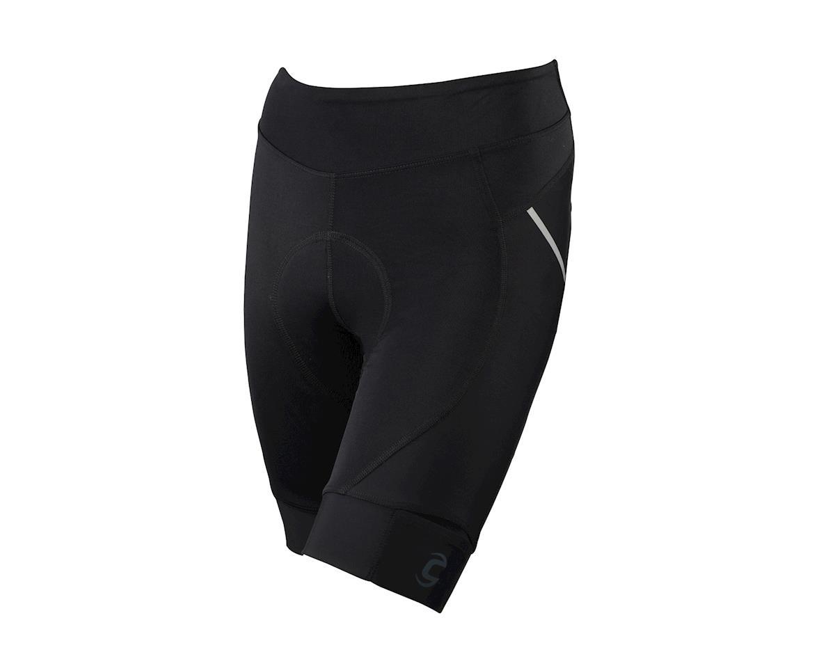 Cannondale Women's Endurance Shorts (Black) (X-Large 33-36)