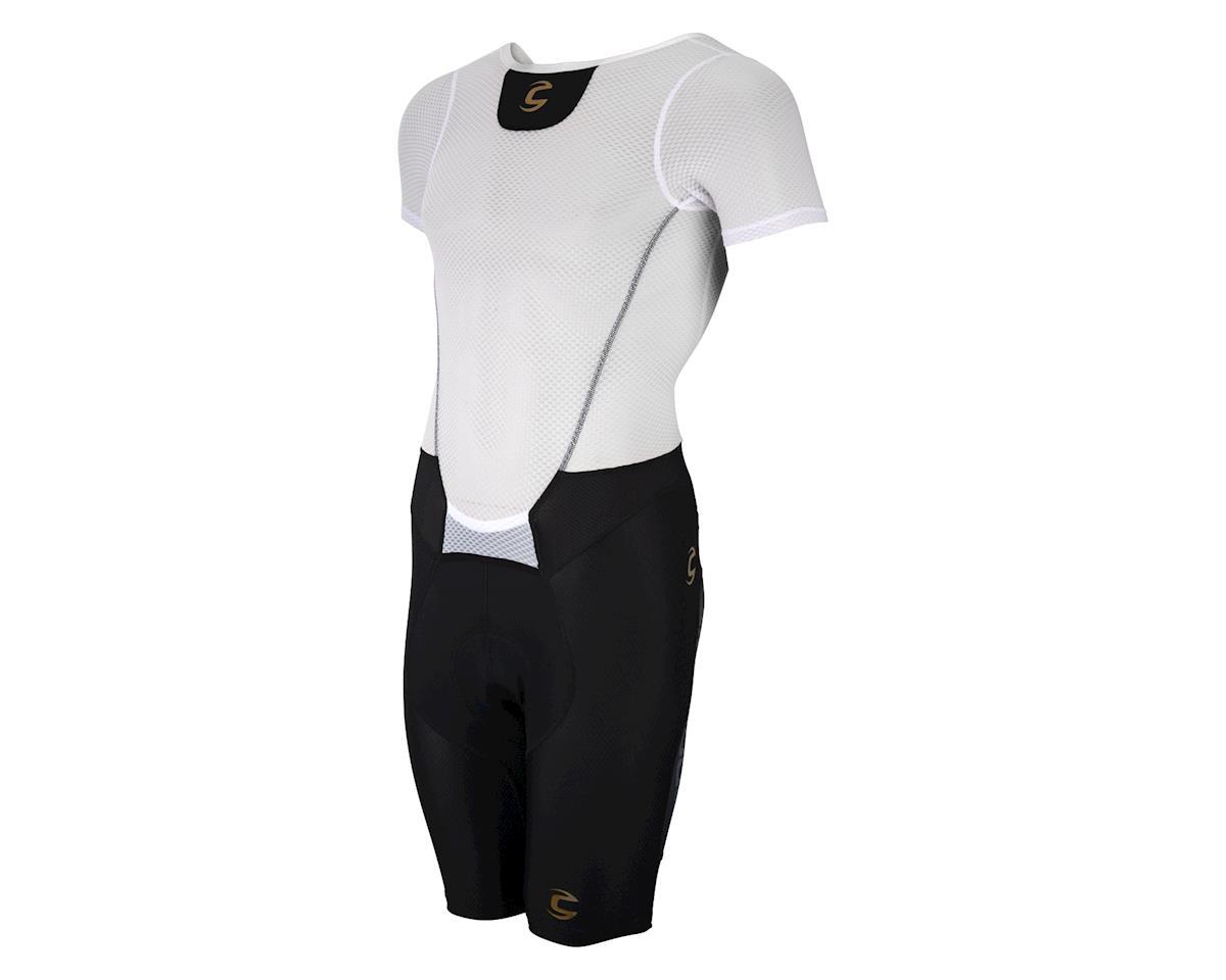 Cannondale Elite Nano Bib Shorts (Black) (X-Large 36-39)