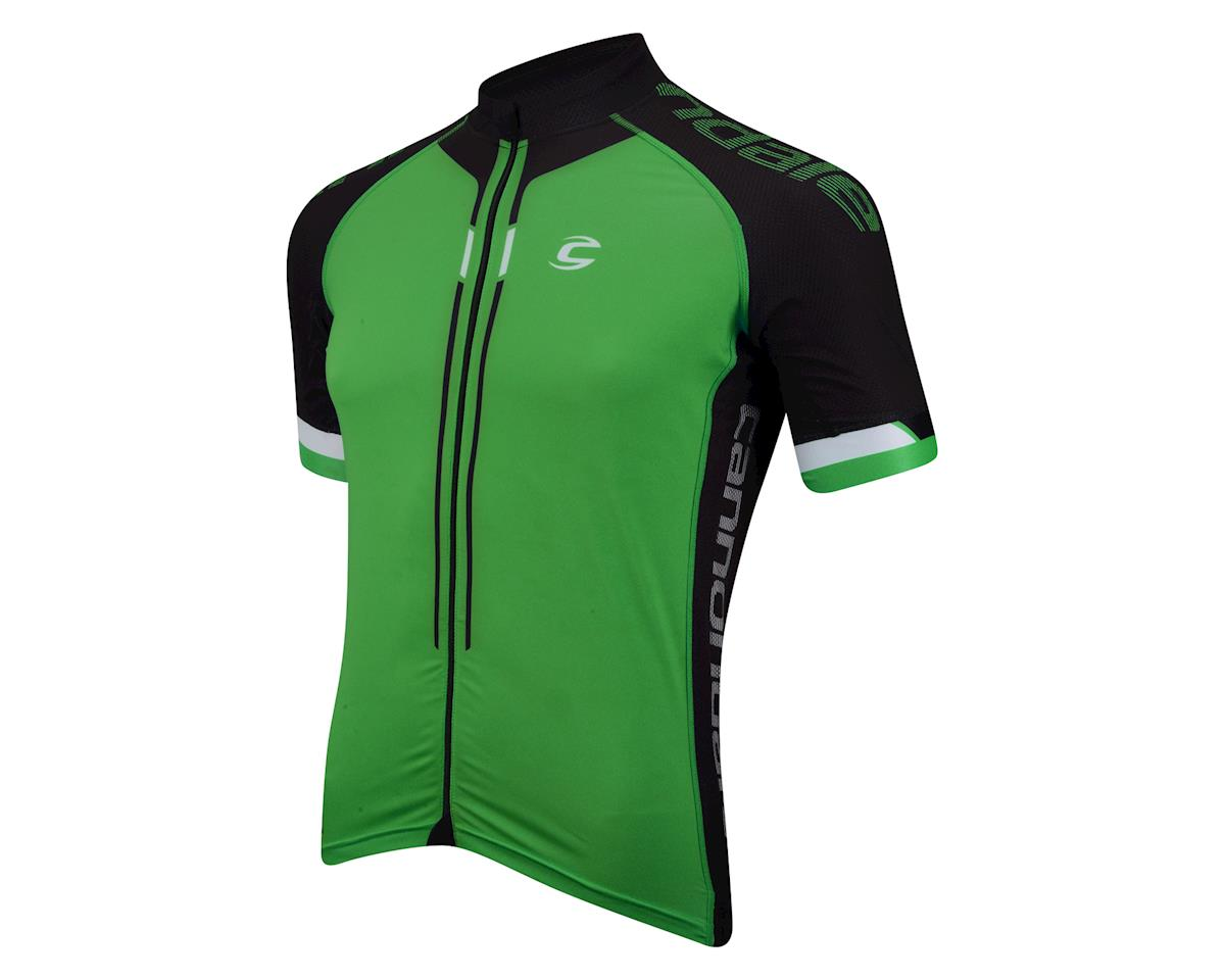 Image 1 for Cannondale Performance 1 Jersey (Berzerker Green/Black) (X-Large 42-45)