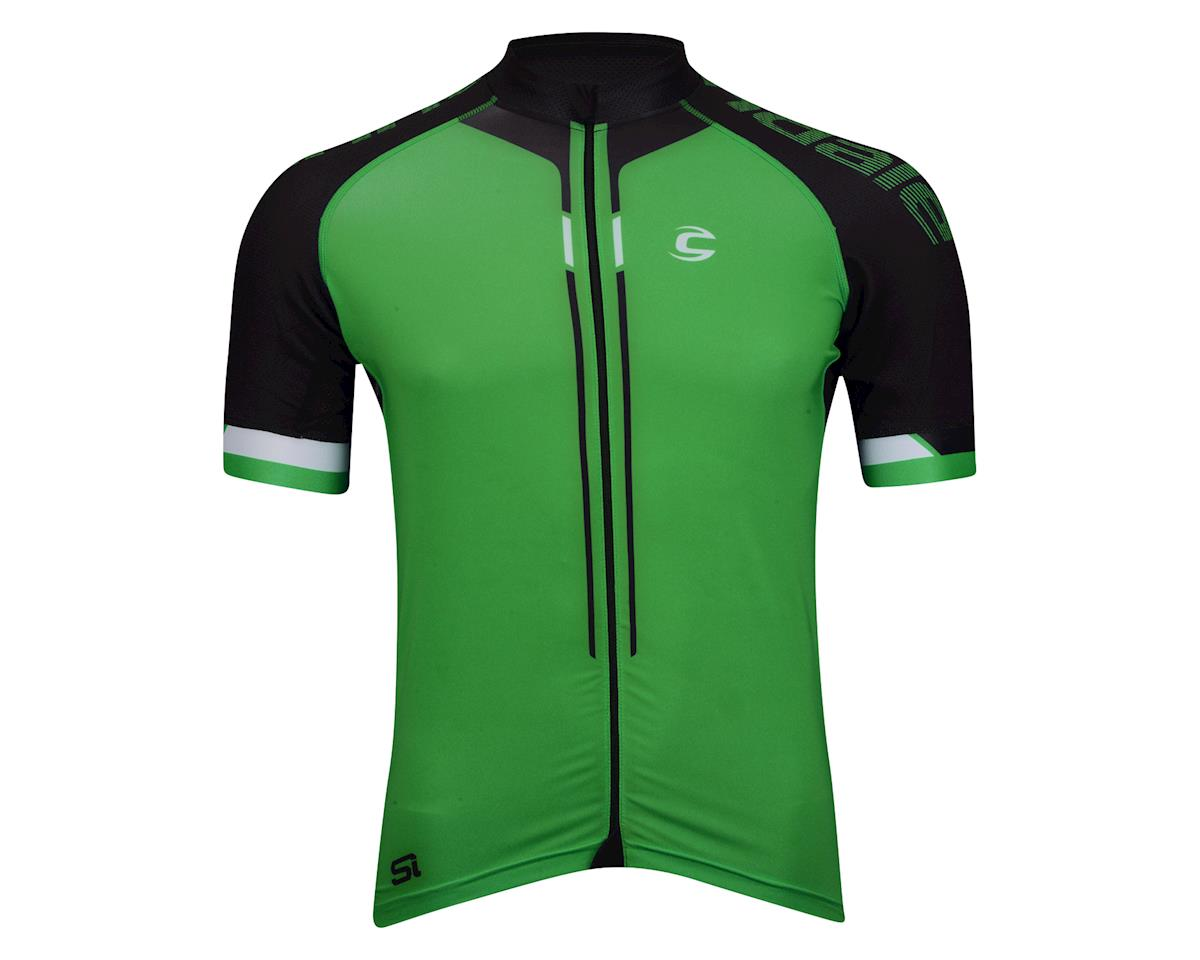 Image 2 for Cannondale Performance 1 Jersey (Berzerker Green/Black) (X-Large 42-45)