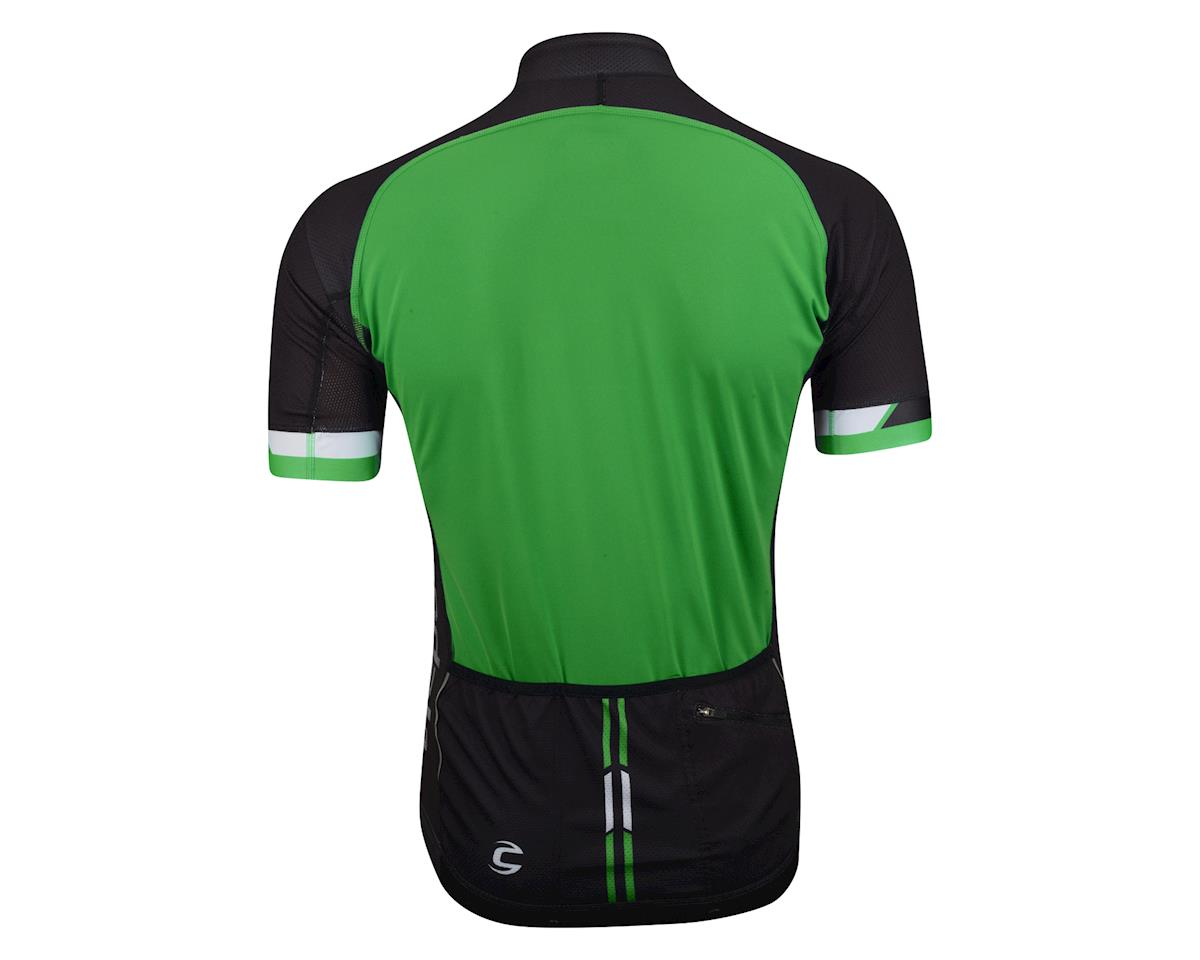 Image 3 for Cannondale Performance 1 Jersey (Berzerker Green/Black) (X-Large 42-45)