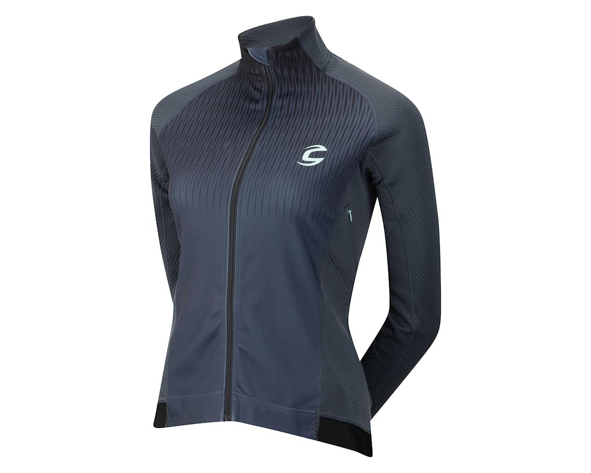Image 1 for Cannondale Women's Elite 1 Heavyweight Jersey (Gray Anatomy) (X-Large 41-44)