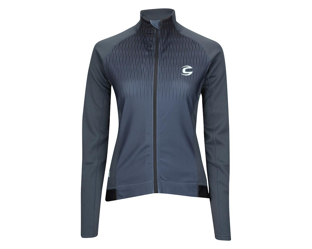 Image 2 for Cannondale Women's Elite 1 Heavyweight Jersey (Gray Anatomy) (X-Large 41-44)