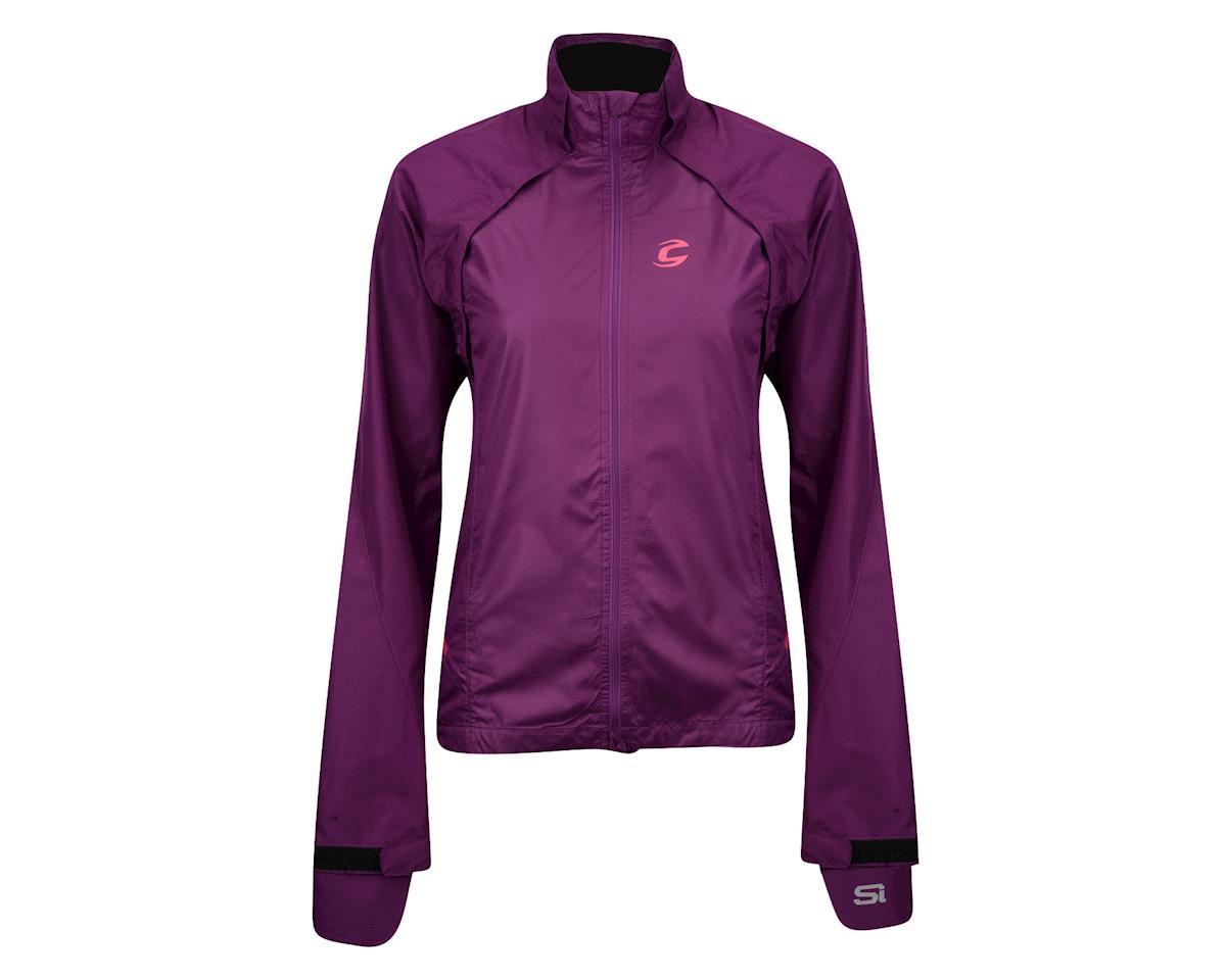 Image 2 for Cannondale Women's Morphis EVO Jacket (Dark Magenta) (Large 38-41)