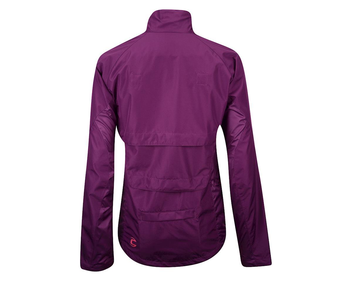 Image 3 for Cannondale Women's Morphis EVO Jacket (Dark Magenta) (Large 38-41)