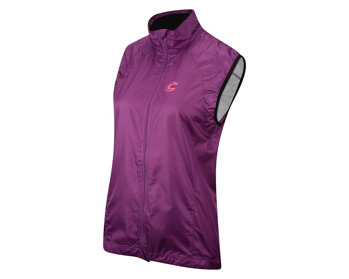 Image 4 for Cannondale Women's Morphis EVO Jacket (Dark Magenta) (Large 38-41)
