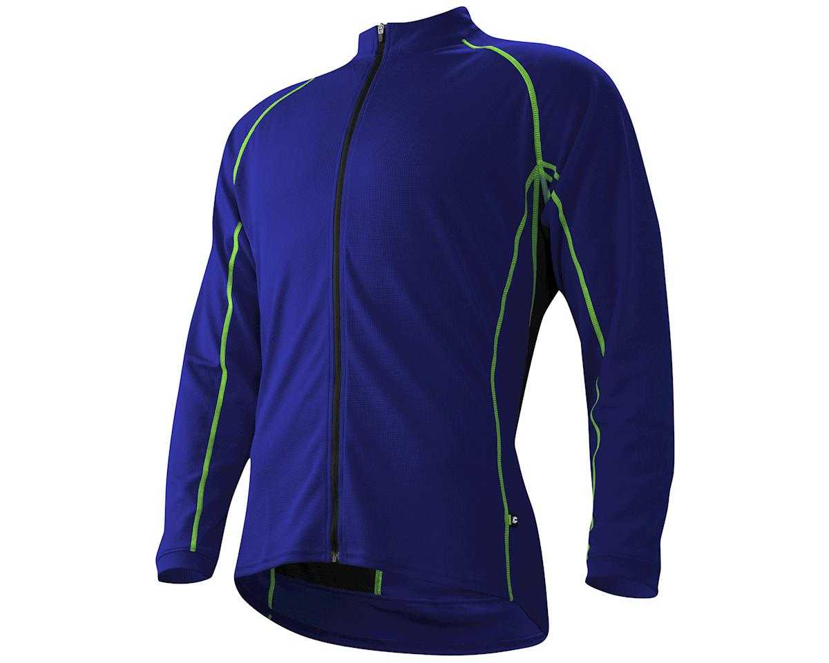 Cannondale Classic Long Sleeve Jersey (Green)