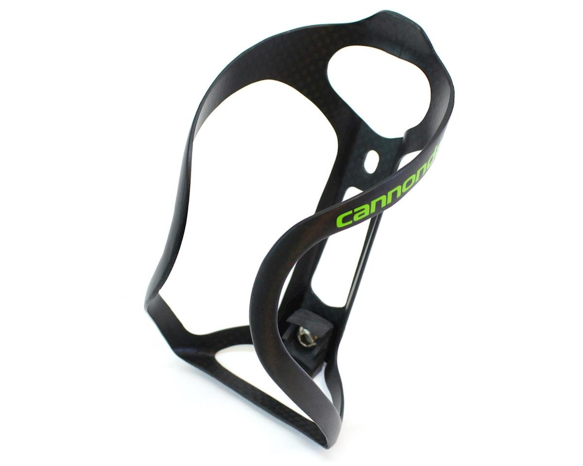 Cannondale GT-40 Carbon Bottle Cage (Green)