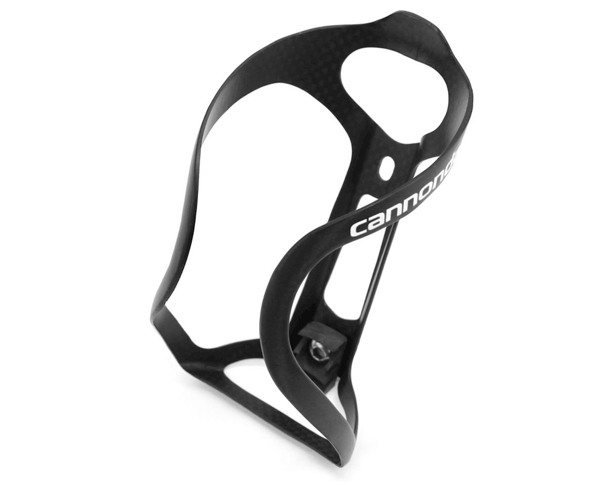 Cannondale GT-40 Carbon Bottle Cage (White)