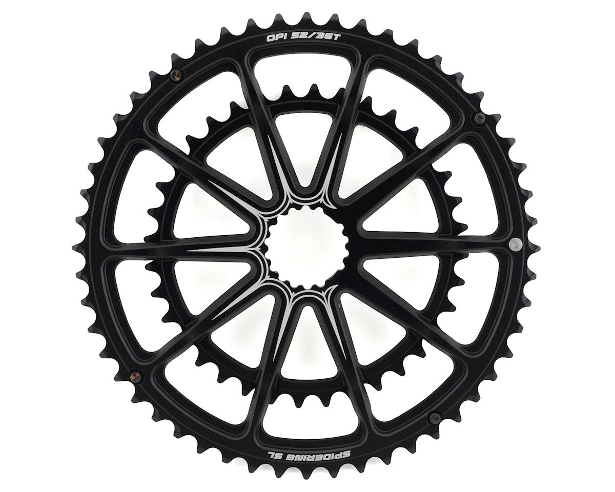 Cannondale 10-Arm OPI Spidering SL Chainring (52/36T)