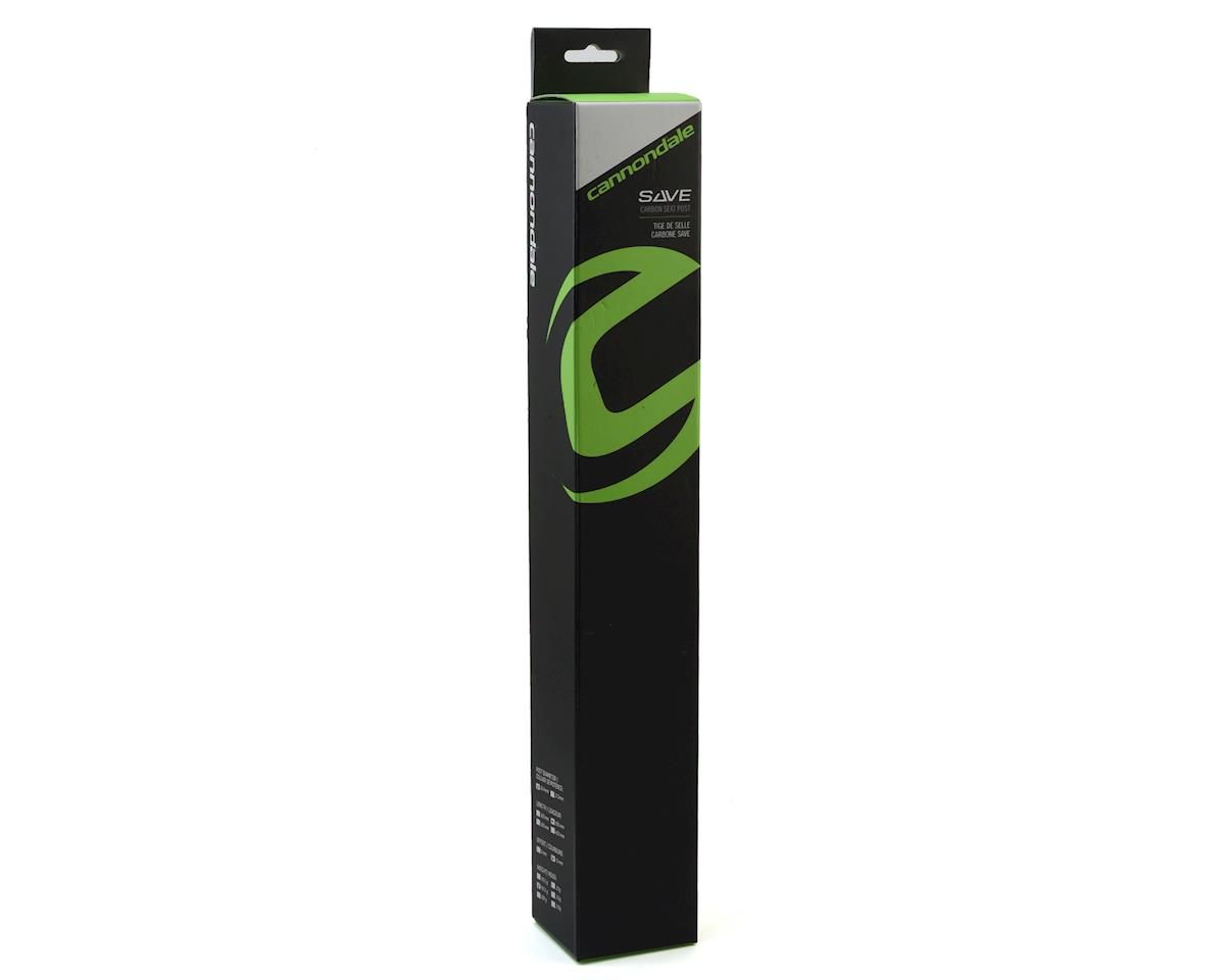 Cannondale Save Carbon Seatpost (25.4mm) (350mm) (15mm)