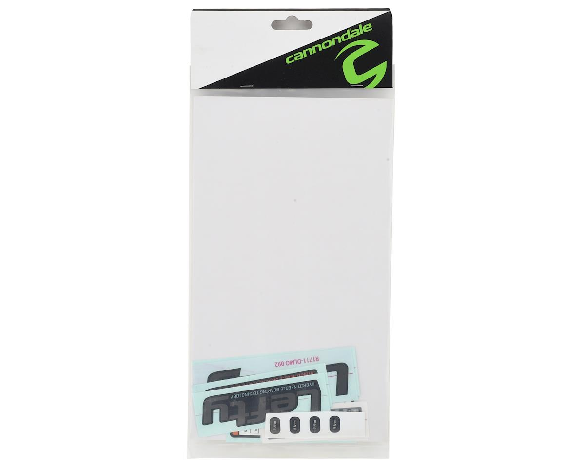 Cannondale Lefty Slate 2018 Decals