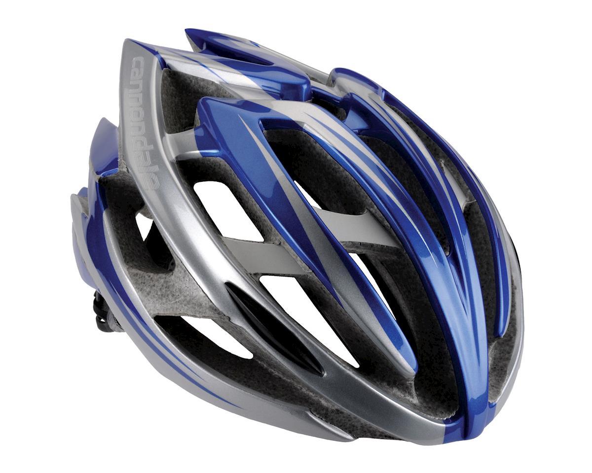 Cannondale Teramo Road Helmet (Silver/Blue)