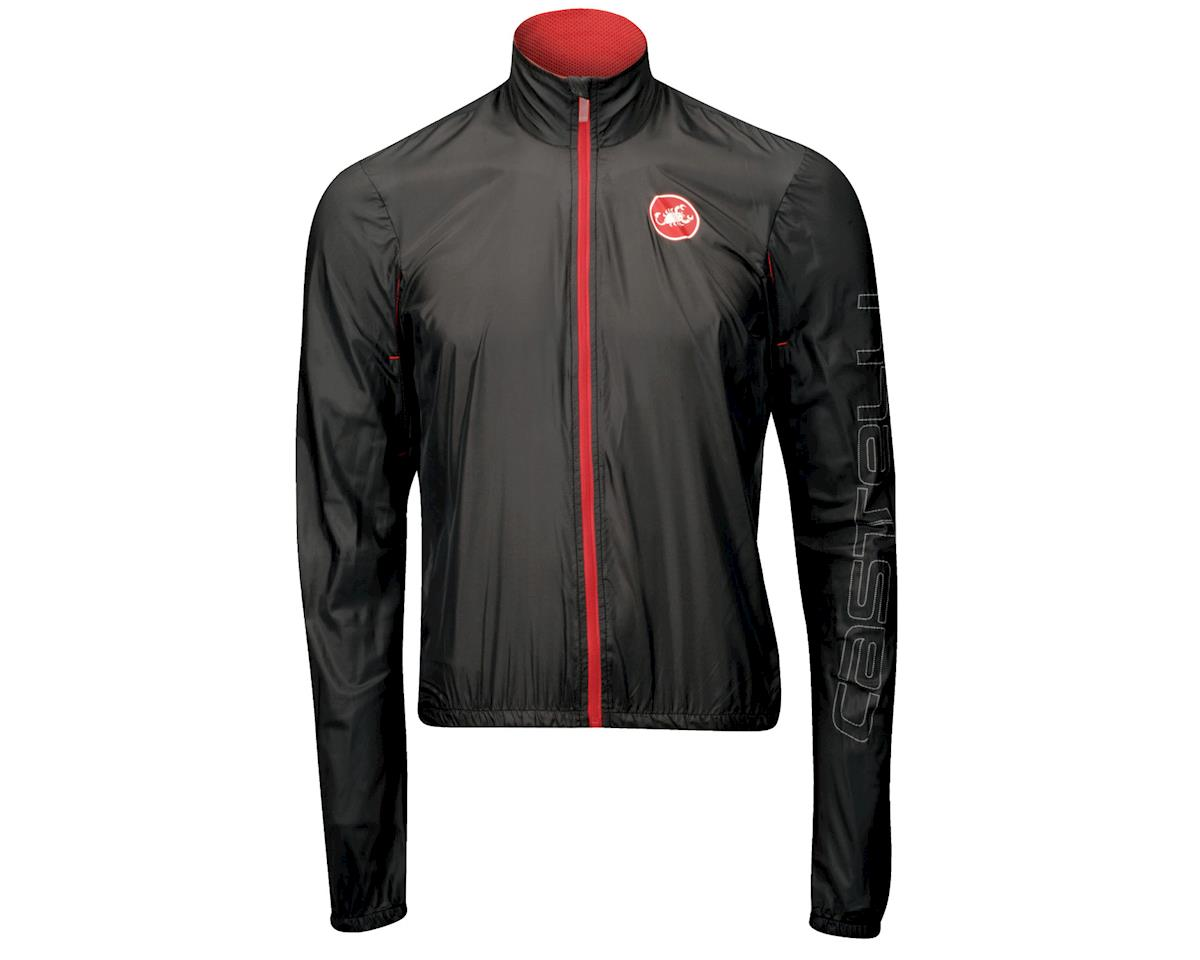 Castelli Velo Jacket (Black)