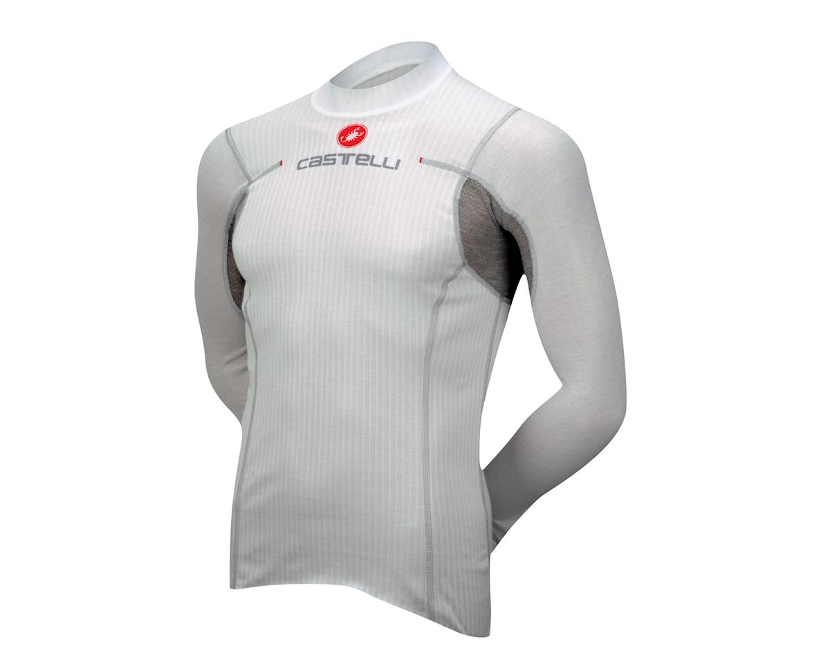Castelli Flanders Long Sleeve Baselayer (White)
