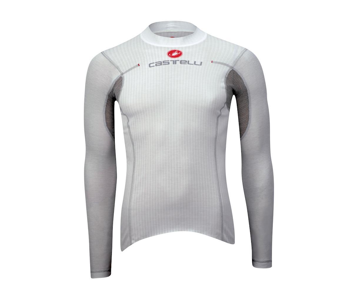 Castelli Flanders Long Sleeve Baselayer (White)
