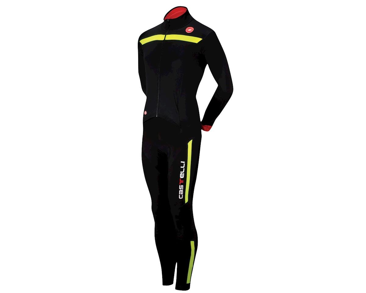 Castelli Sanremo Thermosuit Men/'s Cycling Jacket and Tights Size Large