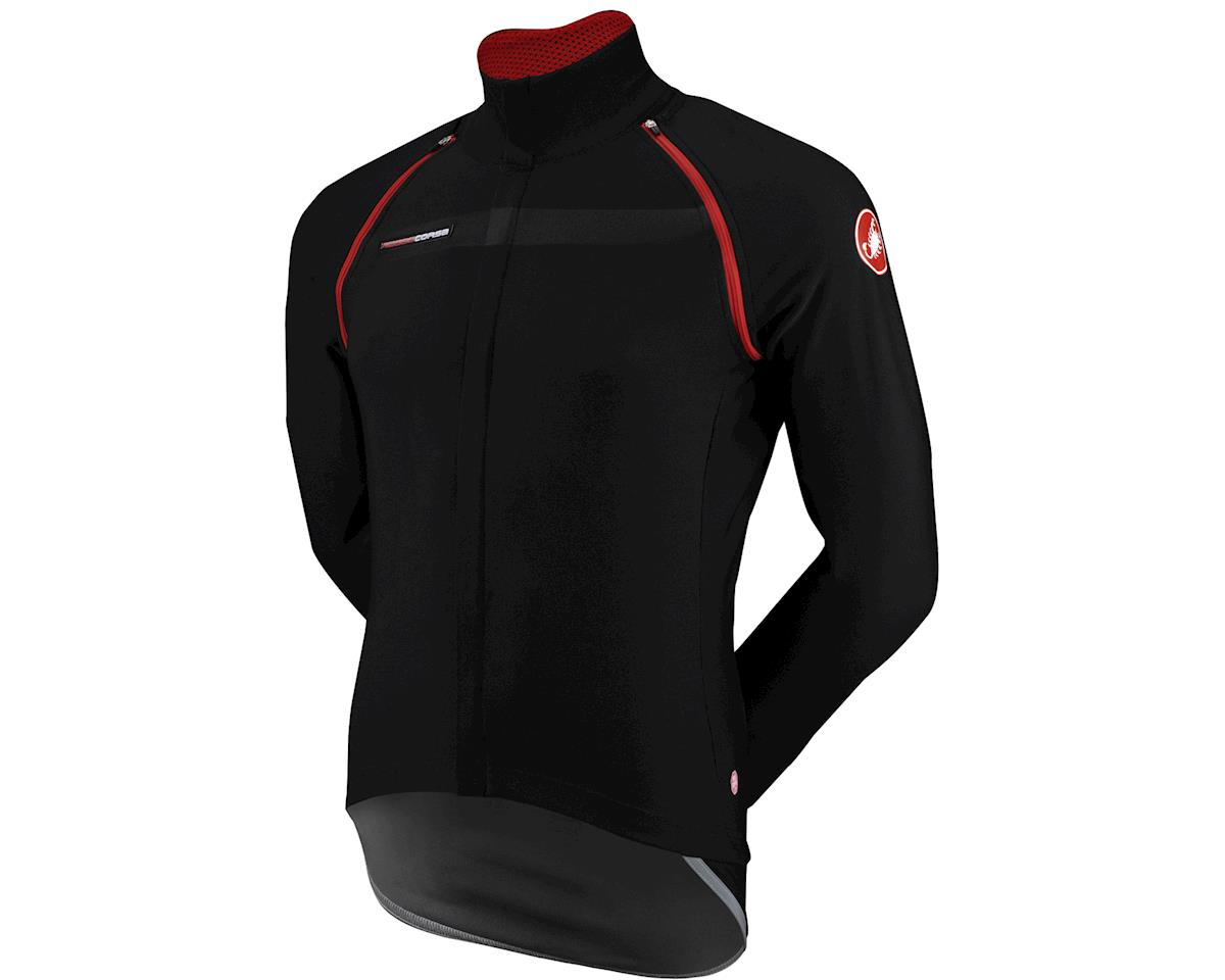 Castelli Gabba 2 Convertible Jacket (Black)