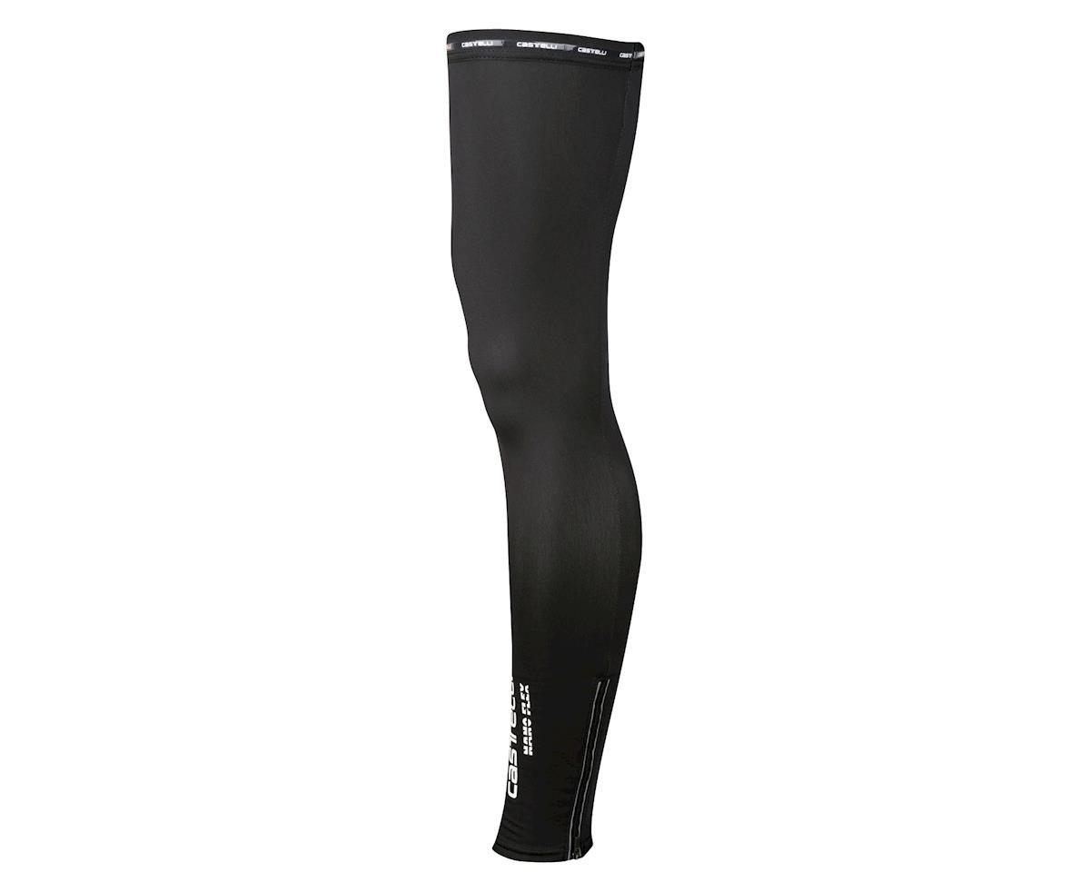 Castelli Nano Flex Leg Warmers (Black)
