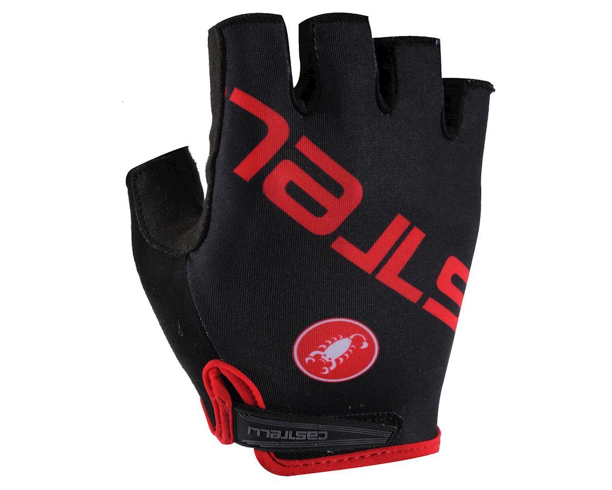 Castelli Tempo V Gloves (Black/Red)