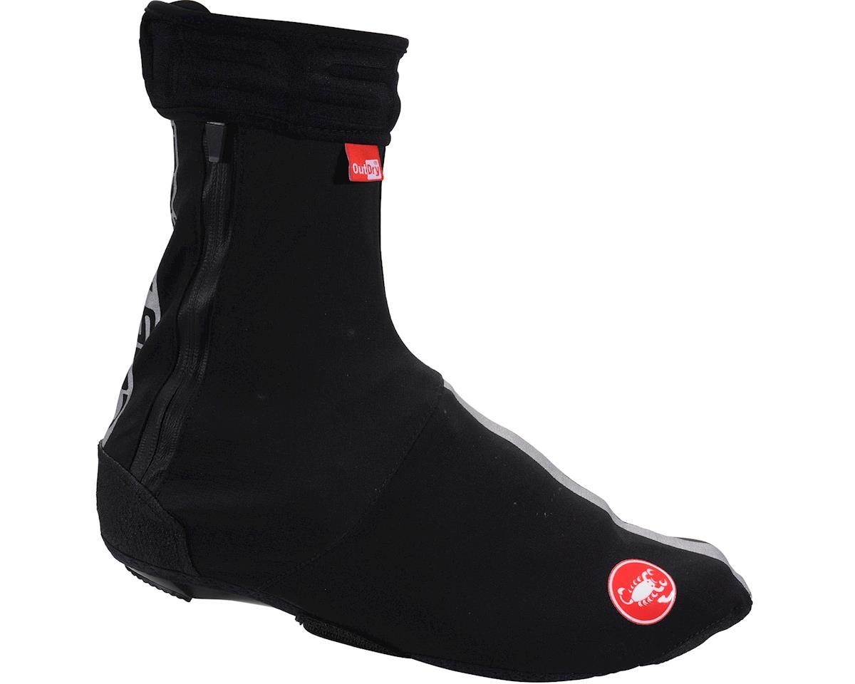 Castelli Tempesta Shoe Covers (Black/Grey)