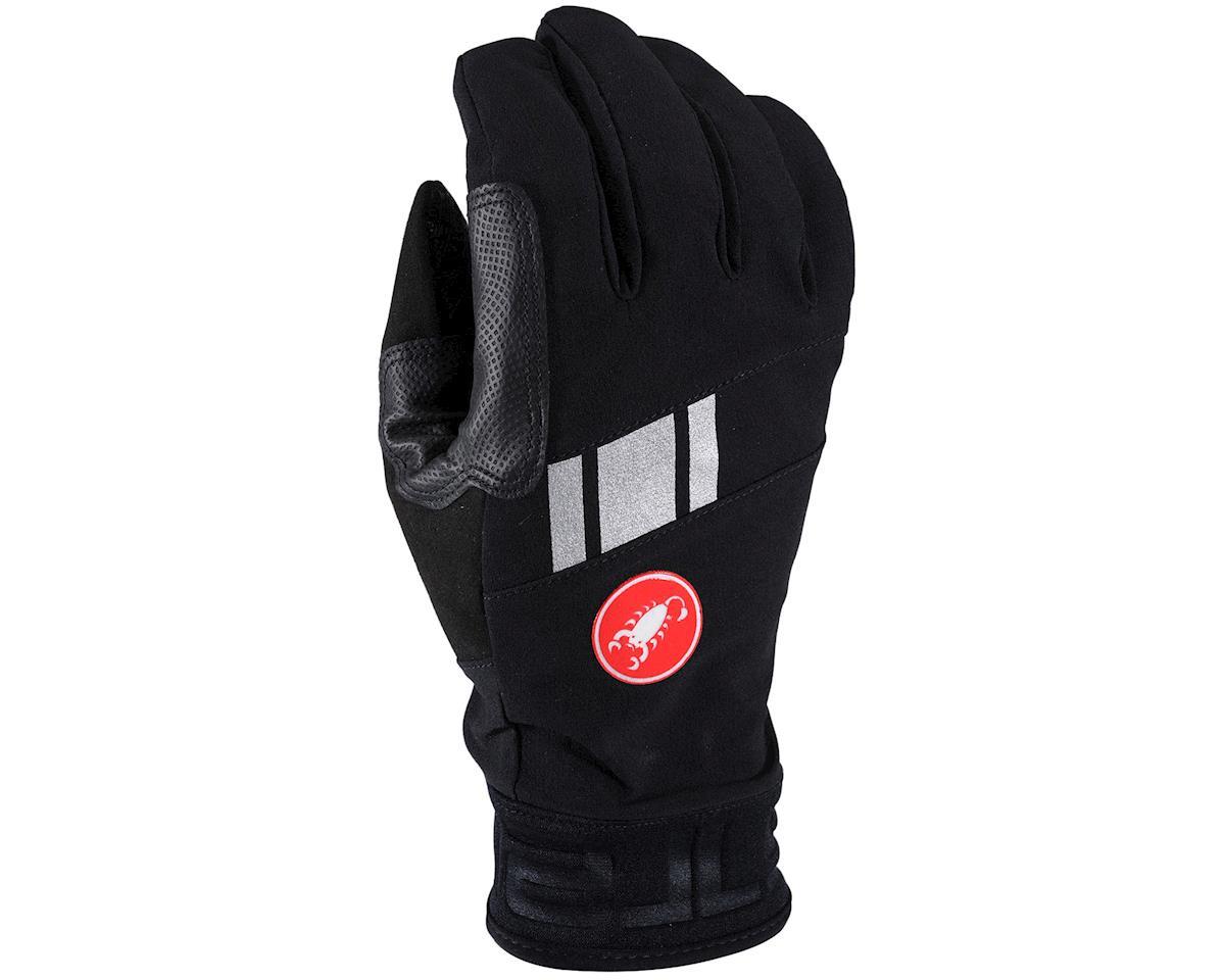 Castelli Tempesto Gloves (Black/Grey) (Xsmall)