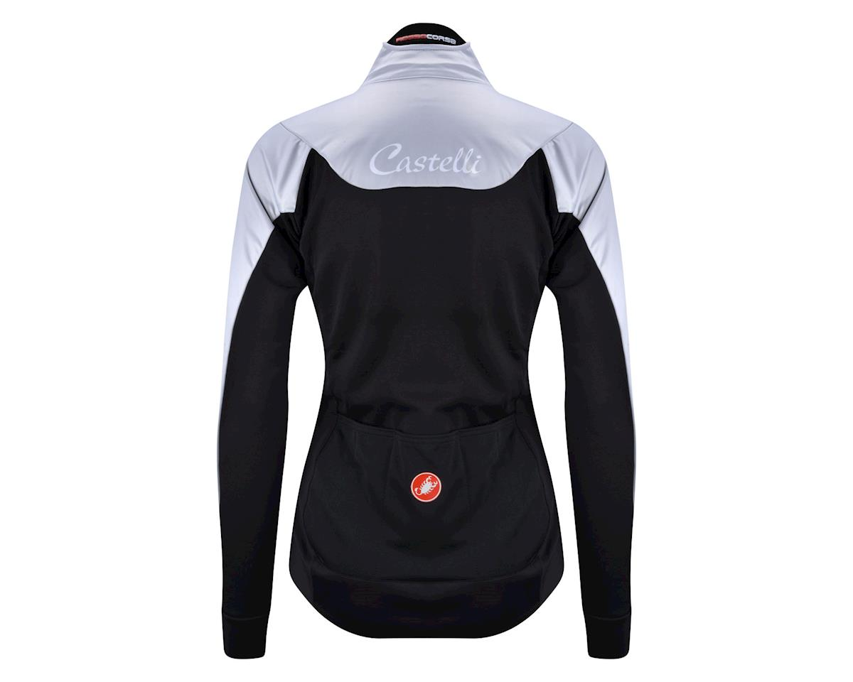 958c94e96 Castelli Women s Cromo Light Jacket (Black Silver) (Xsmall)  11-3067 ...