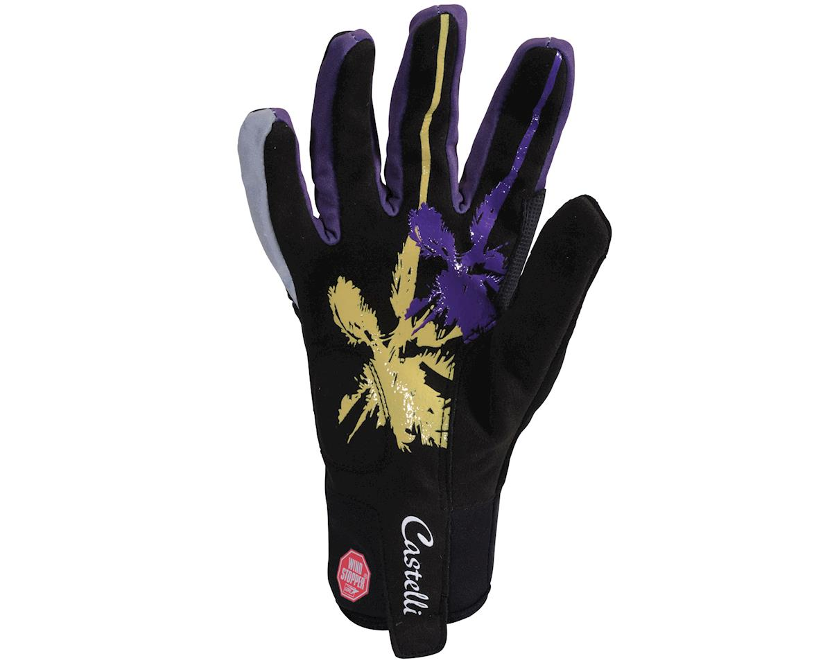 Castelli Women's Cromo Gloves (Purple) (Xsmall)