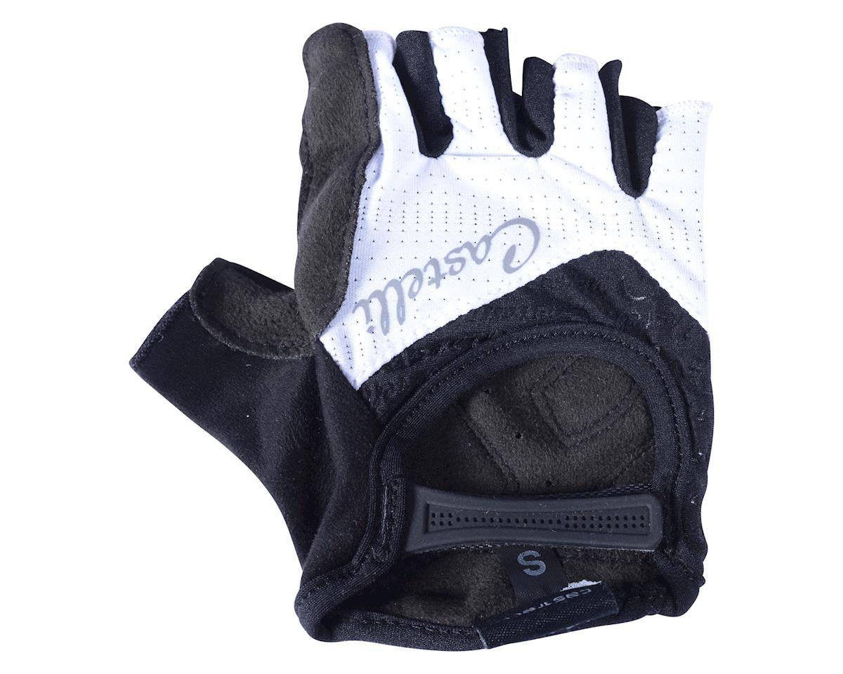 Castelli Women's Arenberg Gel Gloves (Black/White)