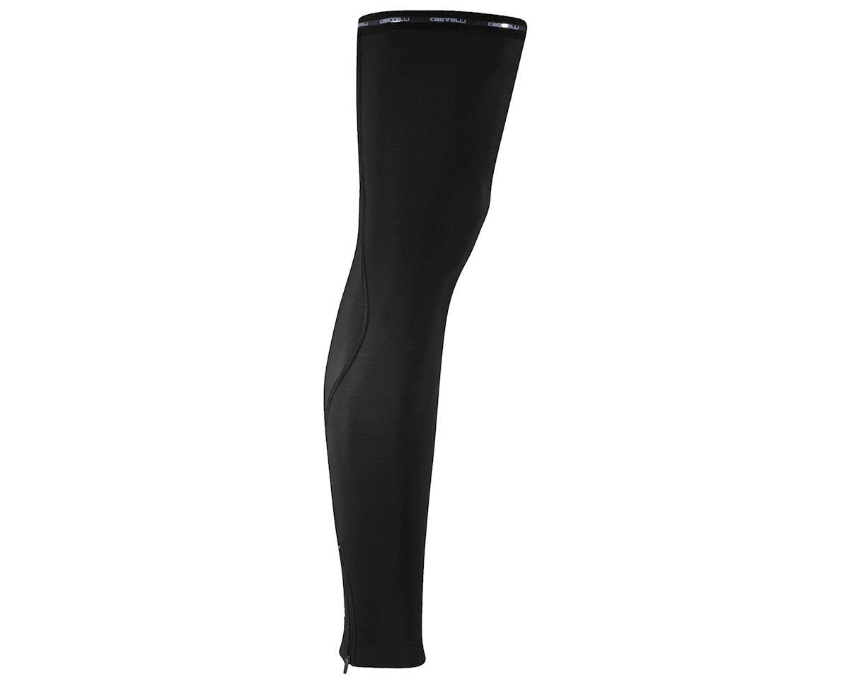 Castelli Nanoflex Leg Warmers (Black)