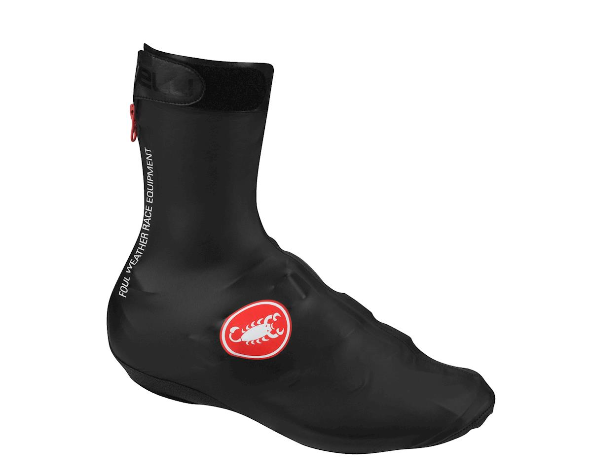 Castelli Pioggia 3 Shoe Covers (Black)