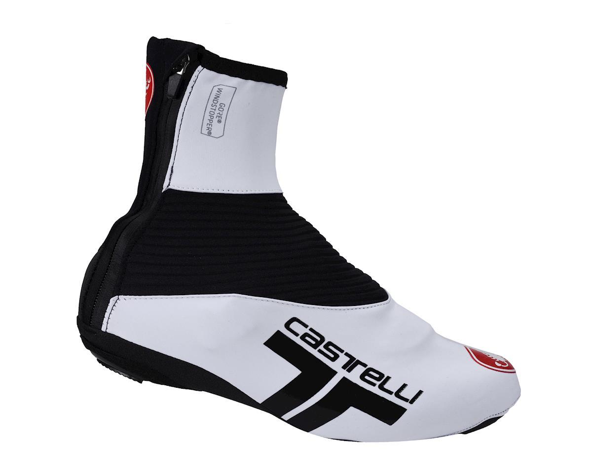 Castelli Narcisista 2 Shoe Covers (Black/White)