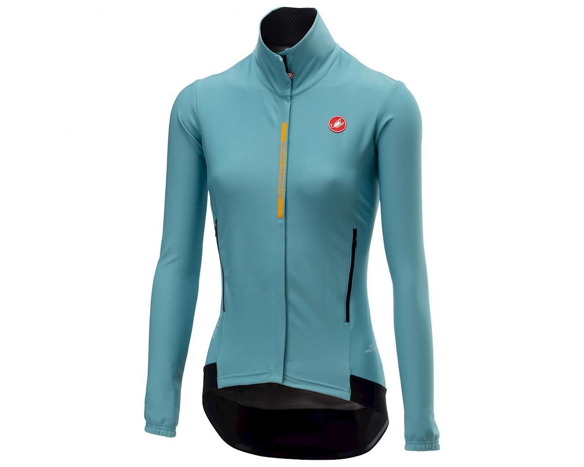 Castelli Women's Perfetto Jacket (Aqua)
