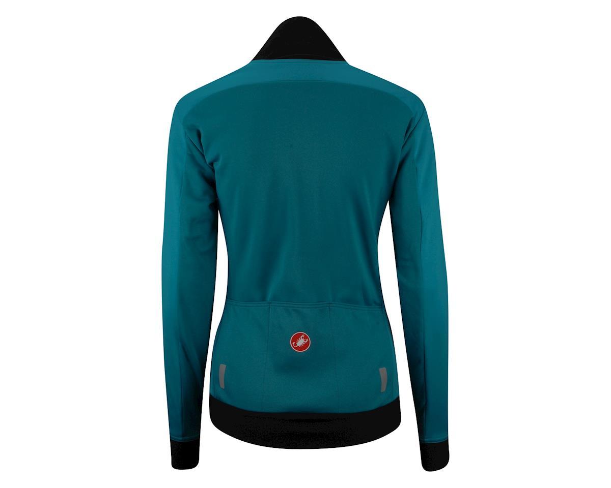 Castelli Women's Mortirolo 2 Jacket (Aqua)