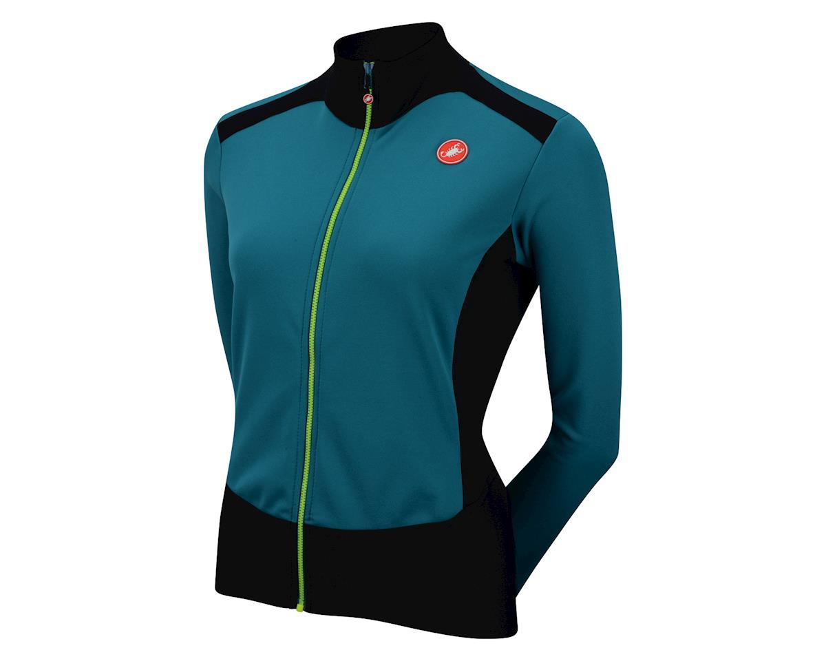 Women/'s Castelli Sciccosa Full-Zip Jersey