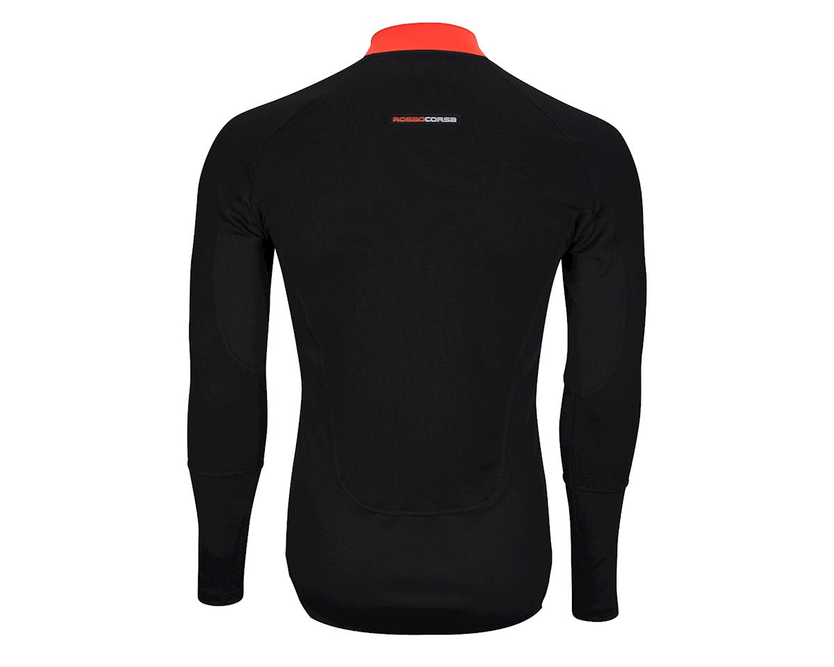Castelli ProSecco Wind Long Sleeve Baselayer (Black)