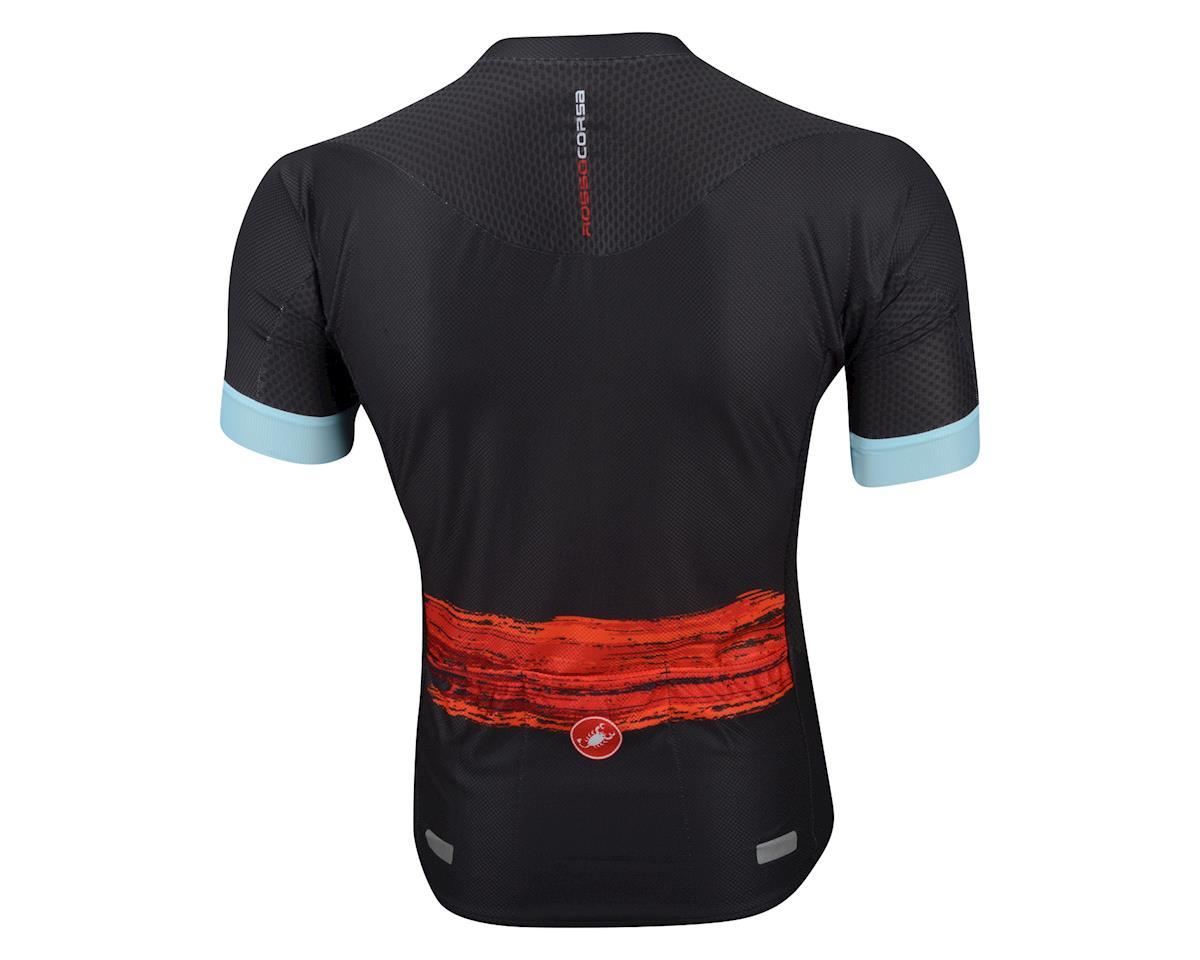 e86de06bc Castelli Climber s 2.0 FZ Short Sleeve Jersey (Matte Grey Red)   11-4602-GRD-P  - Performance Bike