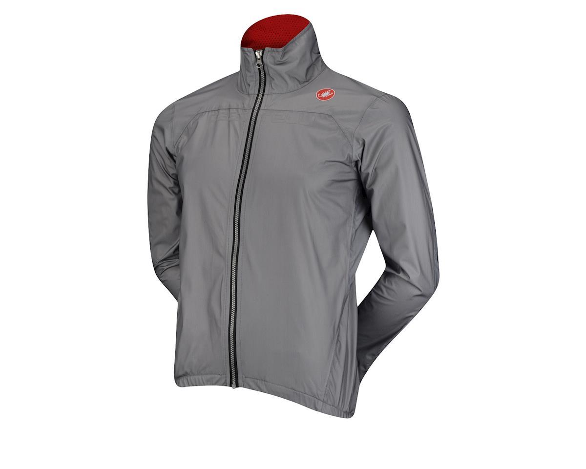 Castelli Tempesta Rain Jacket (Grey) (Xxlarge)