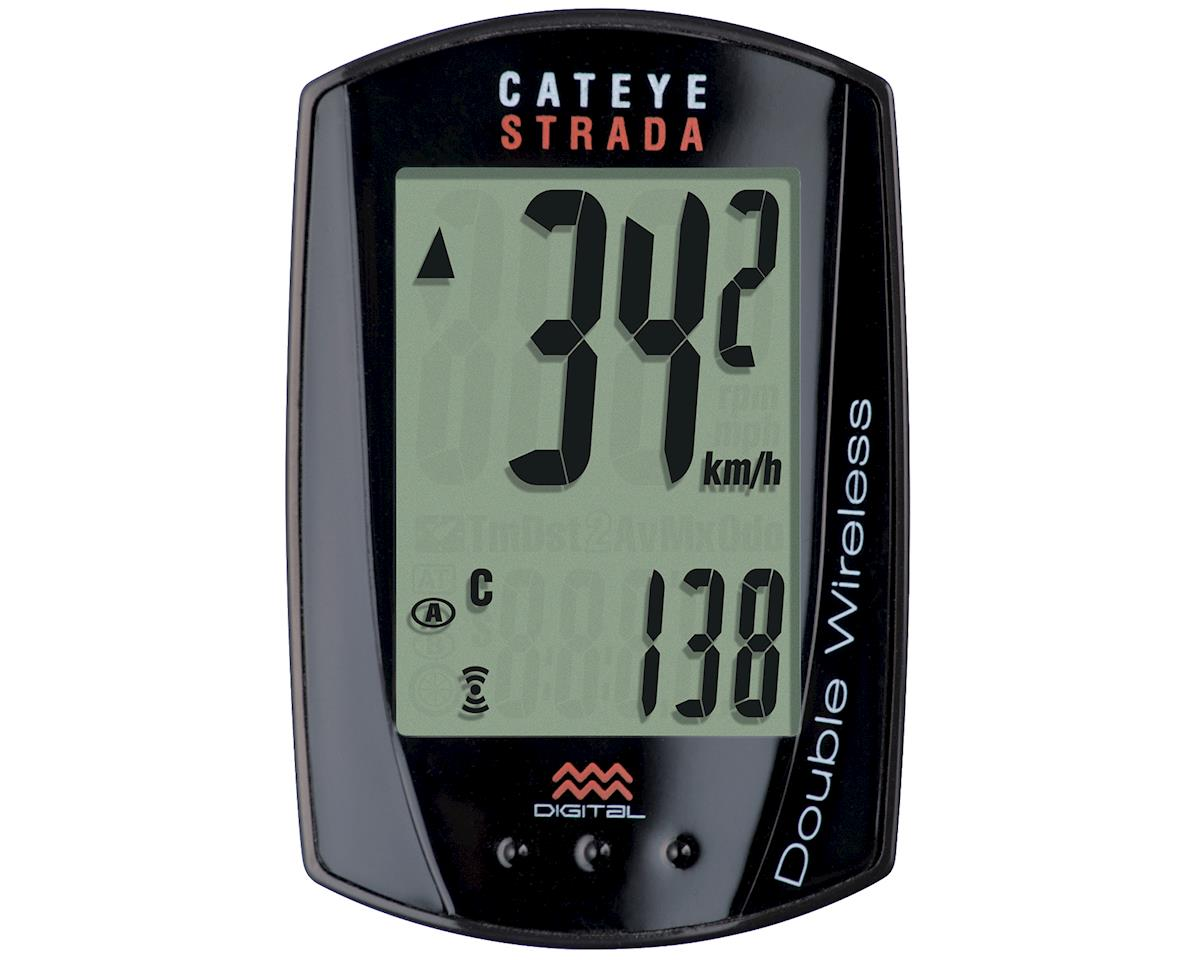 CatEye Strada Double Wireless Bike Computer