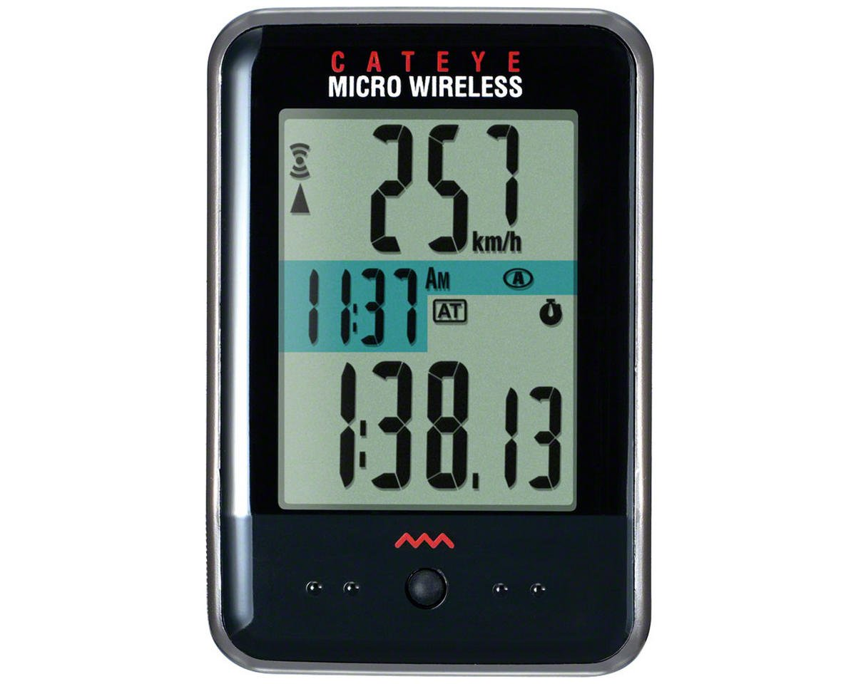 CC-MC200W Micro Wireless Bike Computer