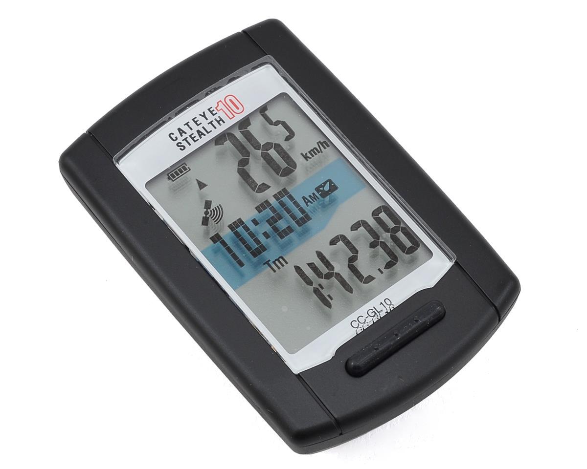 CatEye Stealth 10 GPS Bike Computer