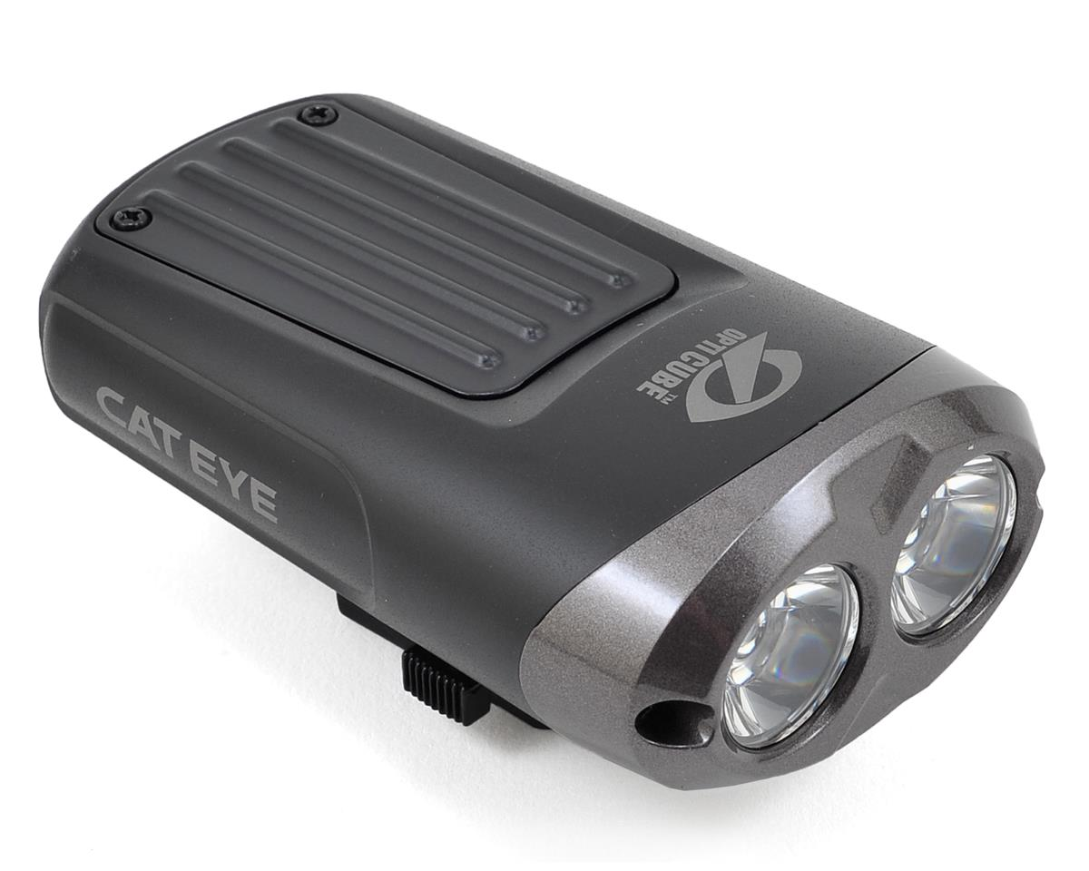 CatEye Nano Shot Plus Rechargeable Bike Headlight